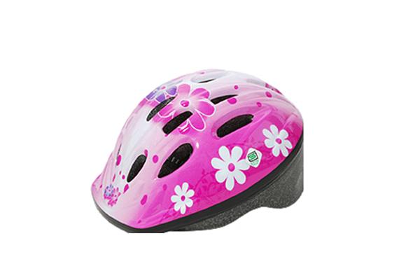 PALMY/サイズ調節が出来るキッズヘルメット【3~5才ごろまで使える】