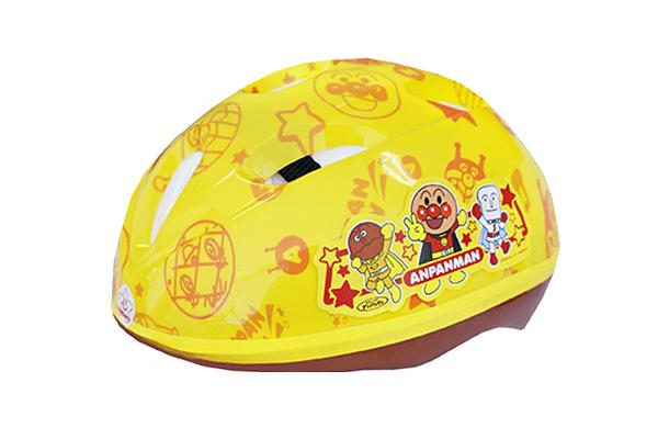 幼児用アンパンマンヘルメット