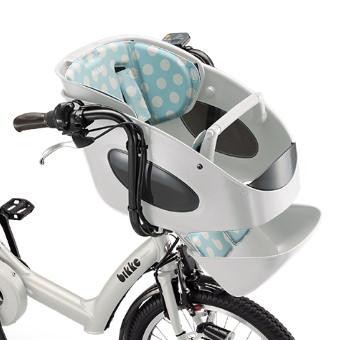 bikkeポーラー用フロントチャイルドシートクッション