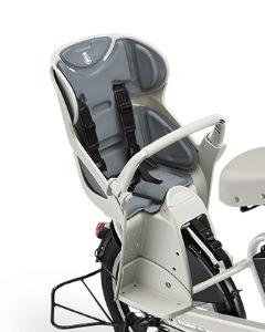 bikkeシリーズ用リアチャイルドシートクッション