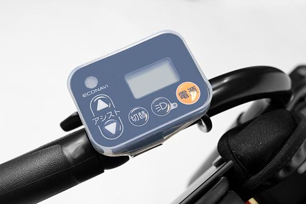 パナソニック電動自転車対応スイッチカバー