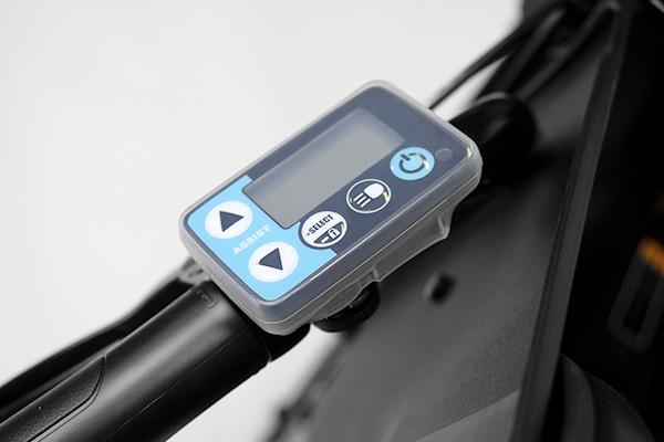ヤマハ(ブリヂストン)電動自転車対応スイッチカバー