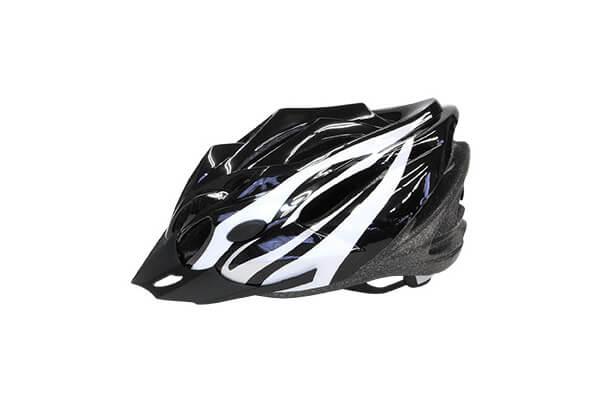 バイザー付きスポーツヘルメット