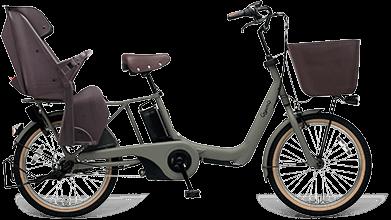 パナソニック(Panasonic)の電動自転車