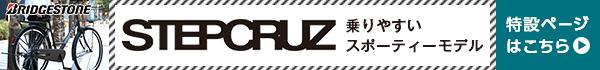 ブリヂストン(BRIDGESTONE) STEPCRUZ ステップクルーズe -2018モデル-[内装3段変速][クラス27キャリア]