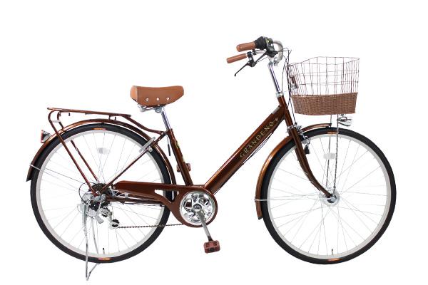 パンクしにくい自転車 グランディーノty