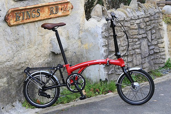 Harry Quinn PORTABLE E-BIKE商品画像