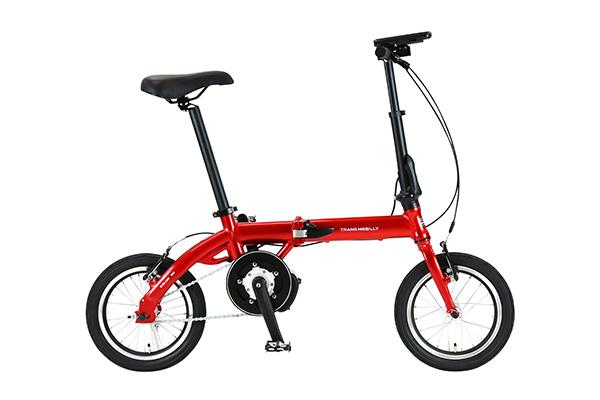折りたたみ式タイプのe-bike