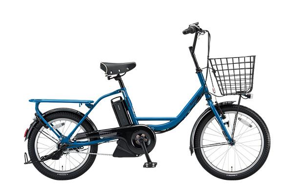 バッテリーが大型のタイプの電動アシスト自転車の画像②ブリヂストン(BRIDGESTONE) アシスタファインミニ