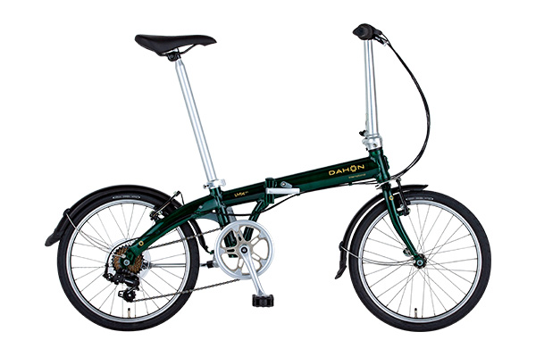 DAHON Vybe D7[外装7段変速][アルミフレーム][20インチ][折りたたみ]