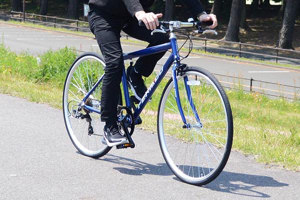 初心者におすすめのクロスバイク