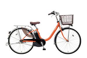 ラセットオレンジ/24インチ/ビビ・L -2019モデル-[内装3段変速][24インチ][26インチ][クラス18キャリア]