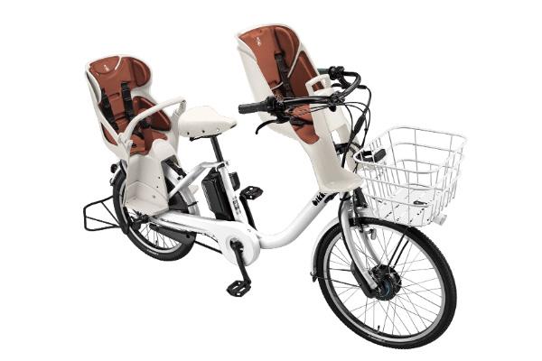 ブリヂストン(BRIDGESTONE) 3人乗り用チャイルドシート付きbikke MOB dd 商品画像