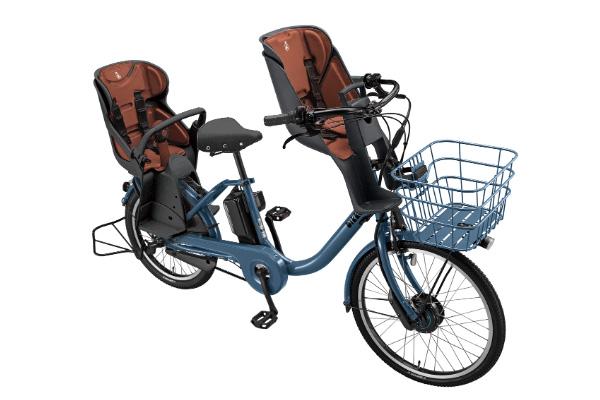 ブリヂストン(BRIDGESTONE)3人乗り用チャイルドシート付きbikke MOB dd 商品画像