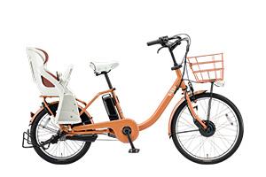 E.Xオークルオレンジ/bikke MOB dd (ビッケモブdd)