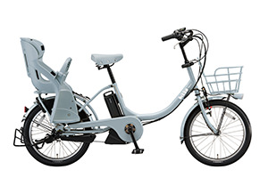 E.XBKブルーグレー/bikke MOB e -2018モデル-