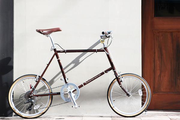 ブリヂストン CHERO 20F スキンサイドデザインのタイヤ クロスバイク
