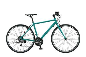 E.Xコバルトグリーン/CYLVA F24 -2019モデル- [アルミフレーム][外装24段変速]