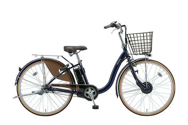 電動アシスト自転車26インチ画像