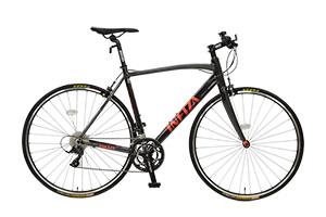 BLACK RED(frame size 510mm)/FB / SORA R3000[外装18段変速][700C][アルミフレーム]