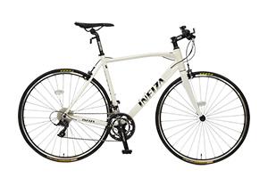 WHITE BLACK(frame size 510mm)/FB / SORA R3000[外装18段変速][700C][アルミフレーム]