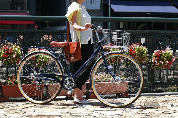 シティサイクルの選び方