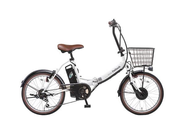 【電動アシスト自転車】PELTECH TDN-206 電動自転車・電動アシスト自転車 折りたたみ自転車 20インチ