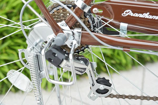 6段変速 | 自転車通販サイト「cyma -サイマ-」