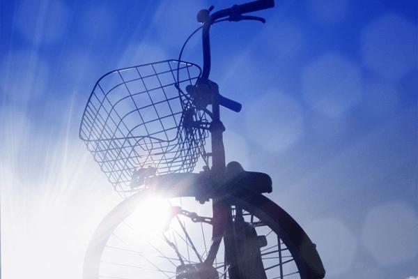 自転車のサビ取り方法画像