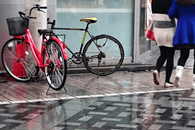 自転車、雨の日対策まとめ