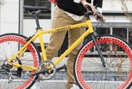 個性派サイクルに乗ろう!