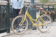 お気に入り自転車選び