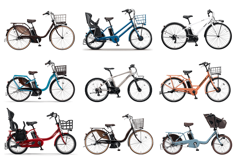 【タイプ別】電動アシスト自転車のおすすめ15選!人気メーカーの特徴も解説!