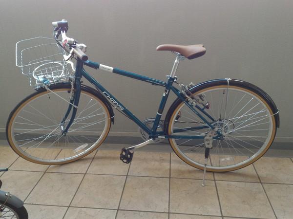 乗りやすい自転車