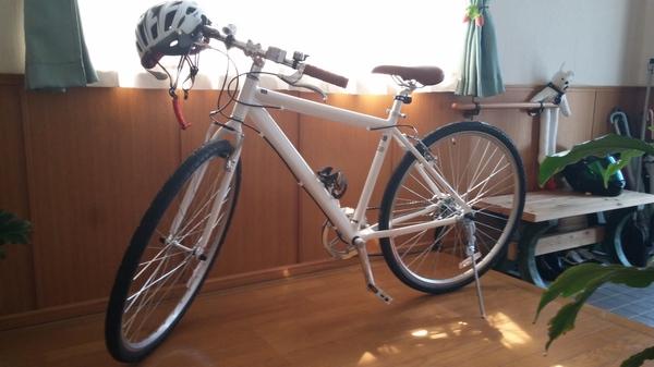 自転車でダイエット
