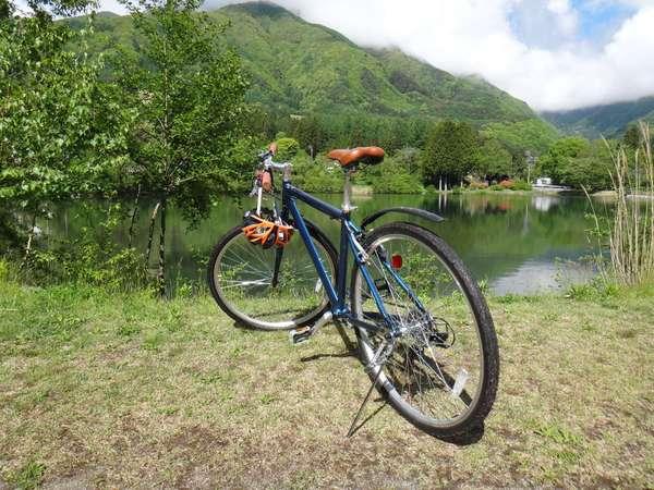 出かけたくなる自転車