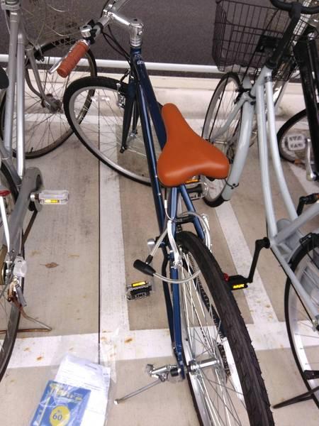 手頃な自転車