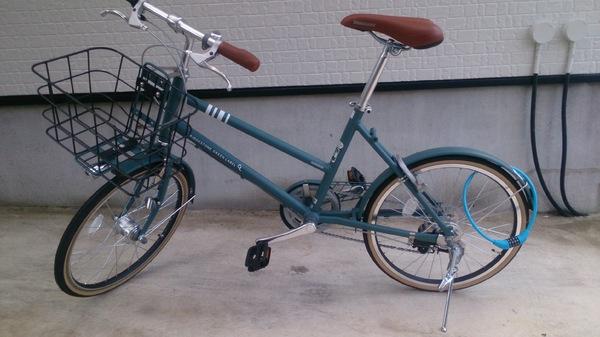 期待以上の自転車に大満足