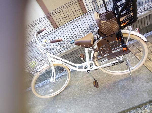 可愛い自転車