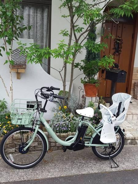 初電動自転車