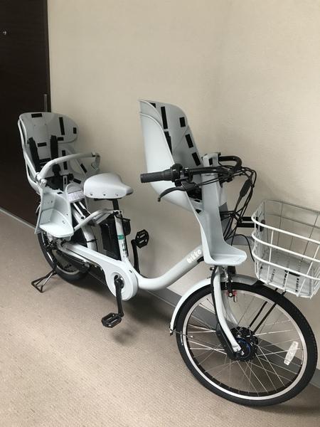 はじめての電動自転車