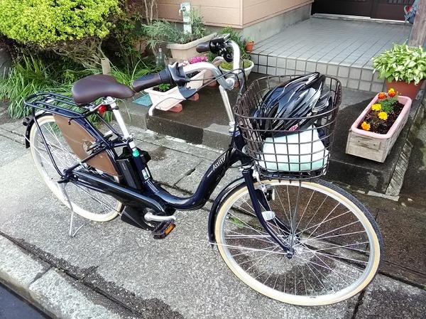 初めての 電動アシスト自転車