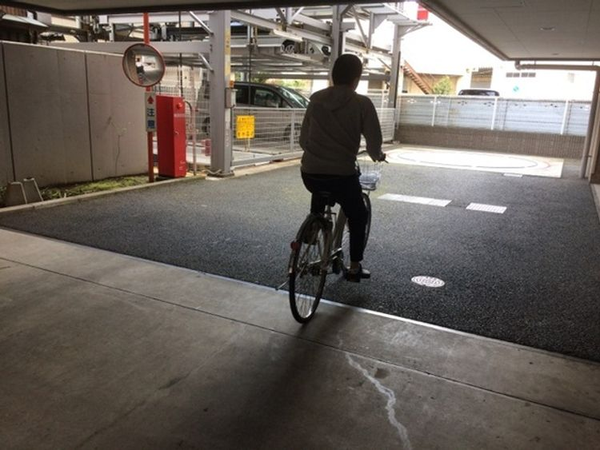 新学期、新自転車!