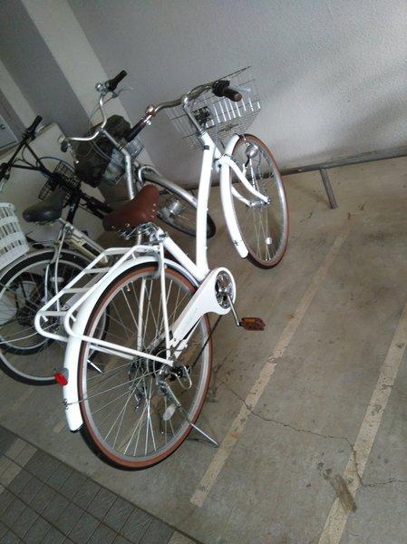 かわいい自転車